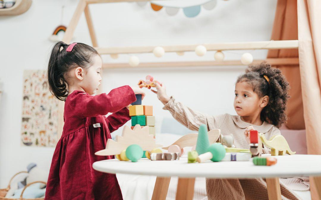 Petite enfance : Apprendre à ses enfants à ranger ses jouets